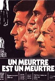 Murder Is a Murder Poster