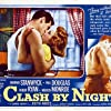 Barbara Stanwyck and Robert Ryan in Clash by Night (1952)