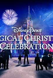 Disney Parks' Magical Christmas Celebration Poster