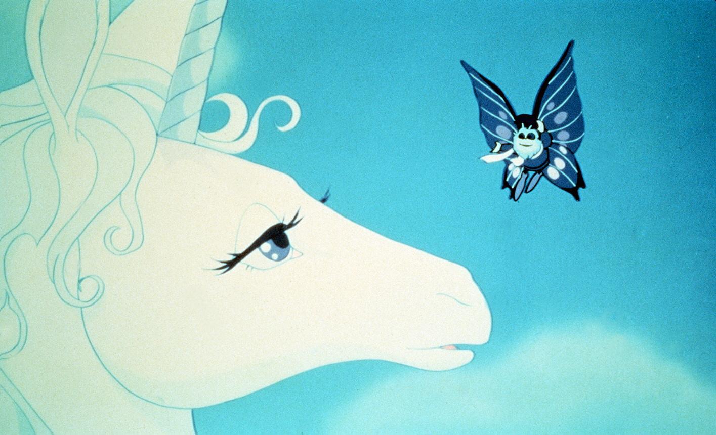the last unicorn 1982