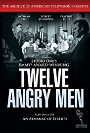 Twelve Angry Men Poster