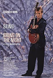Bring on the Night (1985) Poster - Movie Forum, Cast, Reviews