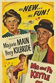 Ma and Pa Kettle on Vacation Poster