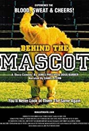 Behind the Mascot Poster