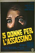 Image of 5 donne per l'assassino