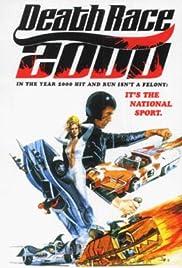 Death Race 2000(1975) Poster - Movie Forum, Cast, Reviews