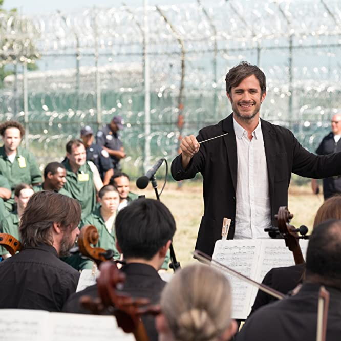 Gael García Bernal in Mozart in the Jungle (2014)