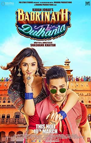 Badrinath Ki Dulhania (2017) Download on Vidmate