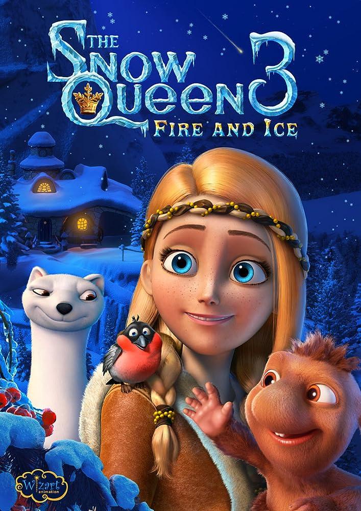 Sniego karalienė 3 / The Snow Queen 3 (2016)