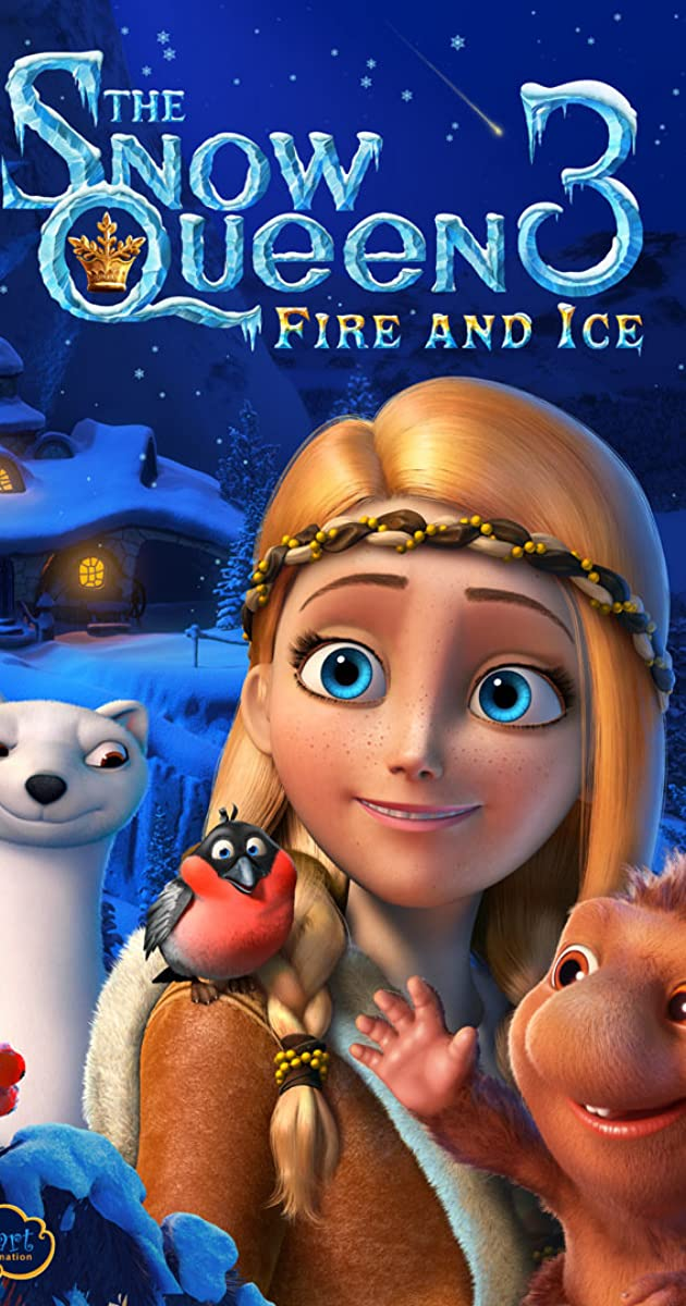 Sniego karalienė 3. Ugnis ir ledas / The Snow Queen 3. Fire and ice (2016) Online