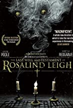 Primary image for The Last Will and Testament of Rosalind Leigh