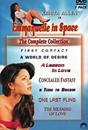 Emmanuelle, Queen of the Galaxy Poster