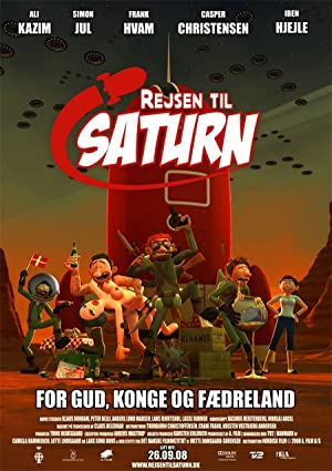 Journey to Saturn