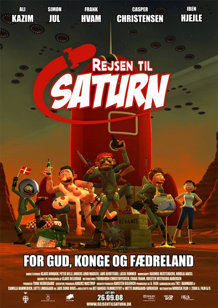 image Rejsen til Saturn Watch Full Movie Free Online