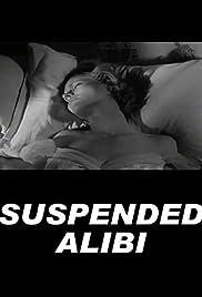 Suspended Alibi Poster