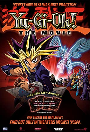 Yu-Gi-Oh!: The Movie poster