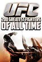 UFC 200 Greatest Fighters of All Time