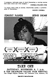 Emo Pill Poster