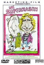 Die Supernasen Poster