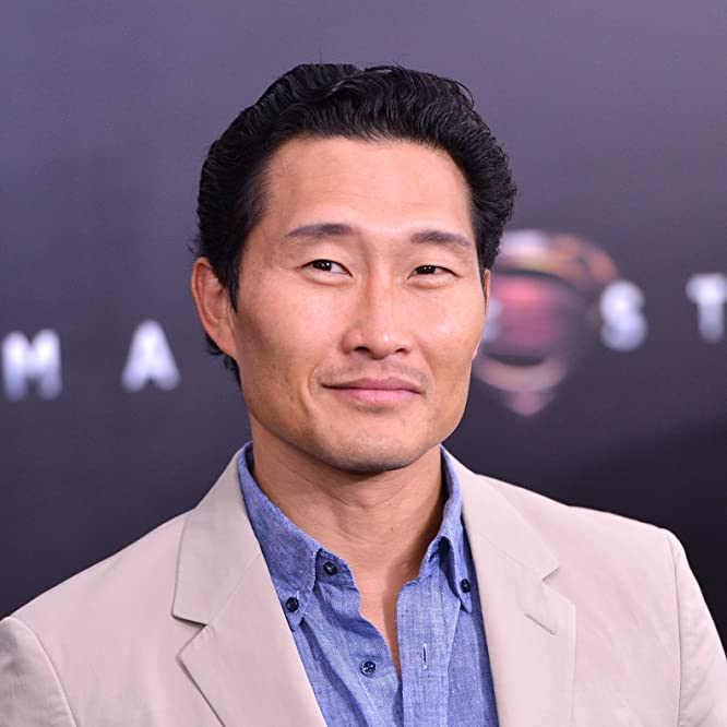 Daniel Dae Kim at an event for Man of Steel (2013)