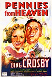Pennies from Heaven (1936) Poster - Movie Forum, Cast, Reviews