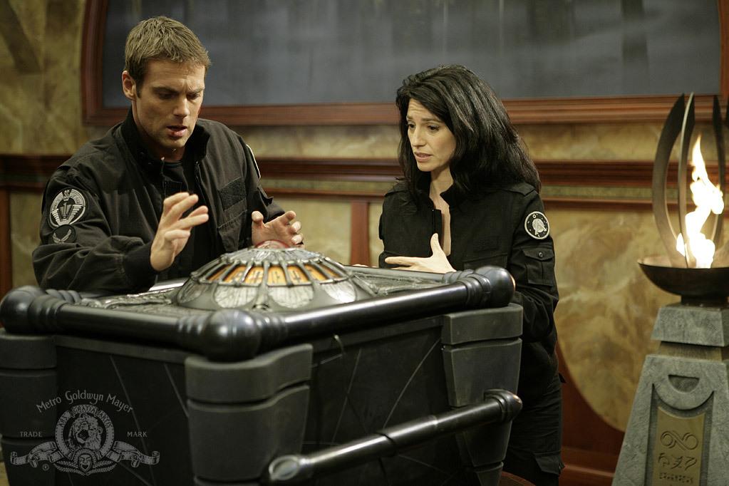 Stargate: The Ark of Truth 2008, filme online subtitrat în Română