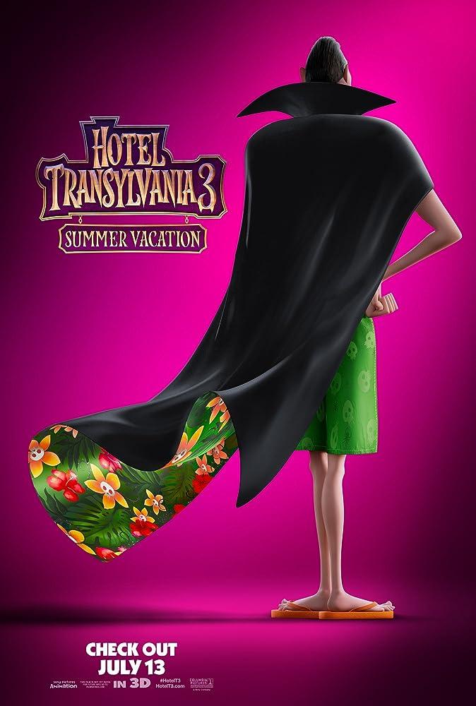 Hotel Transylvania 3: Summer Vacation, Online Subtitrat