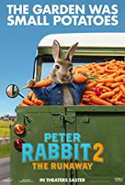 Peter Rabbit 2: The Runaway (2021) poster