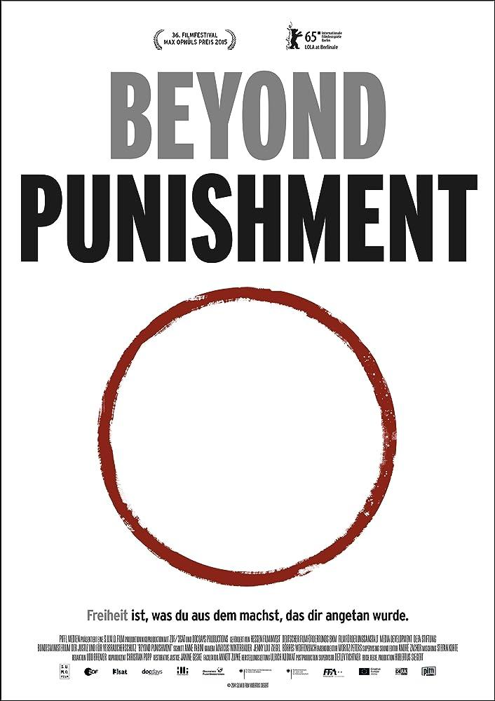 Beyond Punishment (cinema poster)