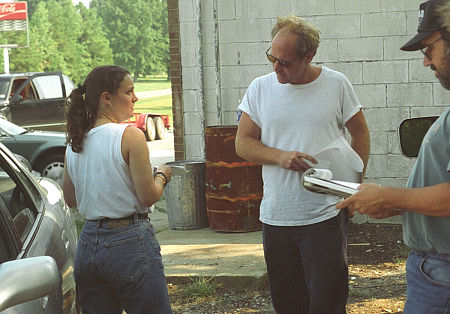 Natalie Canerday, Will Patton, William Buck
