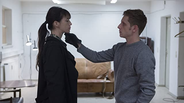 Charlotte Gainsbourg and Jamie Bell in Nymphomaniac: Vol. II (2013)