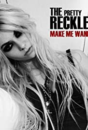 The Pretty Reckless: Make Me Wanna Die Poster