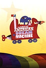 The Great American Dream Machine Poster
