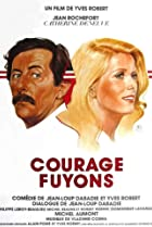Image of Courage fuyons