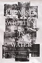 Image of Promises Written in Water