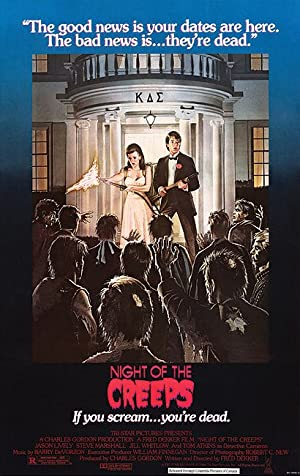 Watch Night Of The Creeps 1986 HD 720P Kopmovie21.online