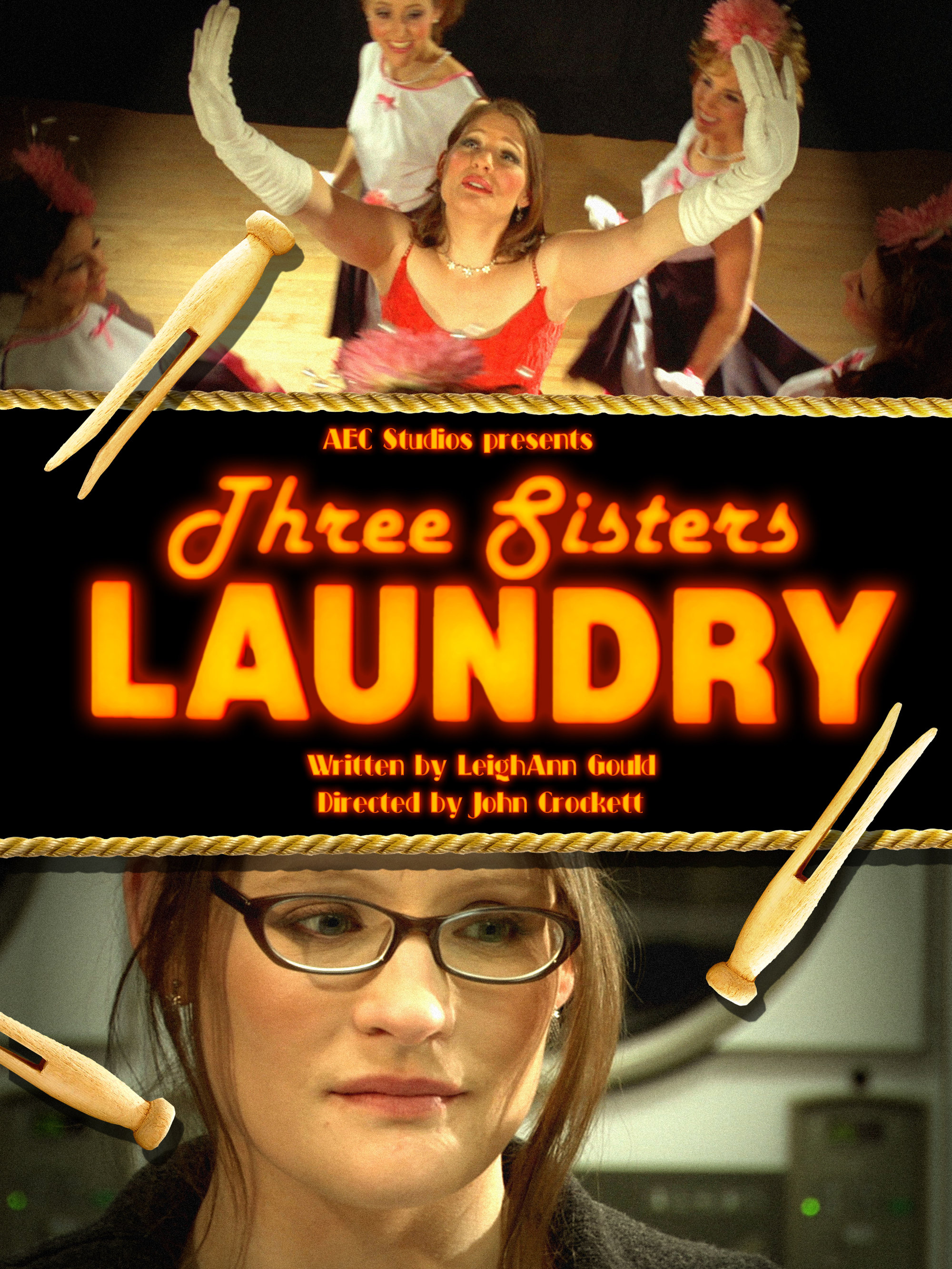 image Three Sister's Laundry Watch Full Movie Free Online
