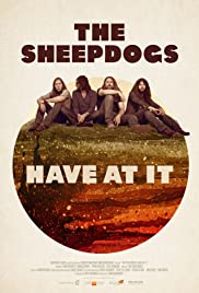 The Sheepdogs Have at It Poster