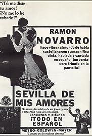 Sevilla de mis amores Poster
