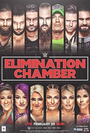 WWE Elimination Chamber (2018)