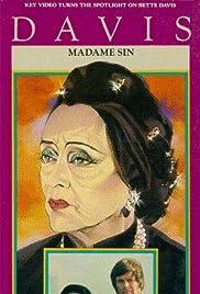 Madame Sin Poster