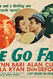 We Go Fast Poster