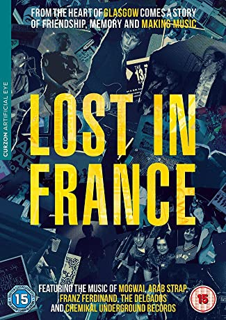Lost in France (2016)