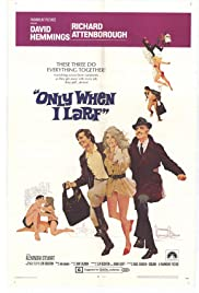 Only When I Larf (1968) Poster - Movie Forum, Cast, Reviews