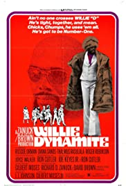 Willie Dynamite Poster