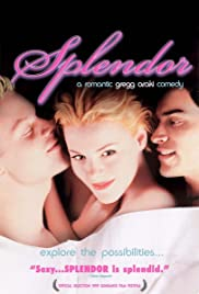 Splendor (1999) Poster - Movie Forum, Cast, Reviews