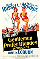 Gentlemen Prefer Blondes (1953) Poster