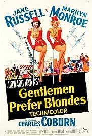 Gentlemen Prefer Blondes(1953) Poster - Movie Forum, Cast, Reviews
