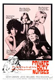 Private Duty Nurses (1971) Poster - Movie Forum, Cast, Reviews