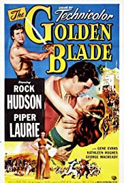 The Golden Blade (1953) Poster - Movie Forum, Cast, Reviews